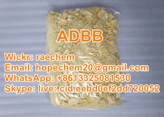 Best Safety adbb Strong Effect Research Chemicals yellow powder
